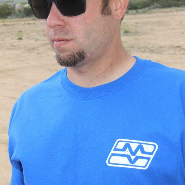 MOTOVENTURES Wheel T-Shirt Front