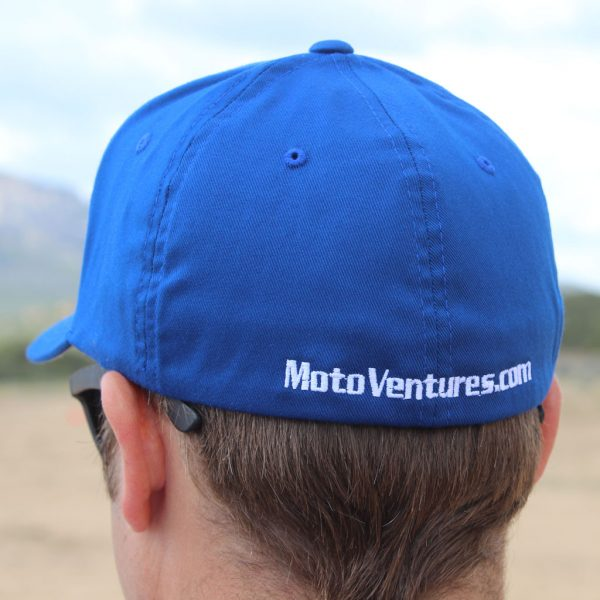MOTOVENTURES and DIRT FIRST Caps Back
