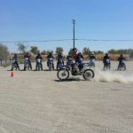 Motorcycle Cross Training