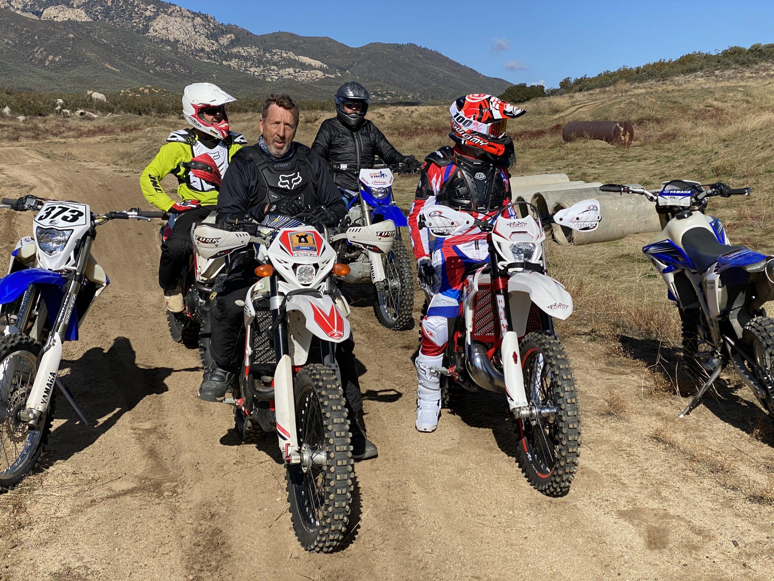 Dirt Bike Motorcycle Group