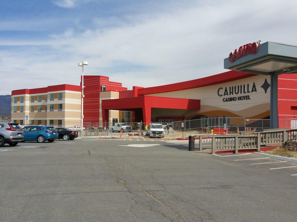 Cahuilla Hotel Near MOTOVENTURES