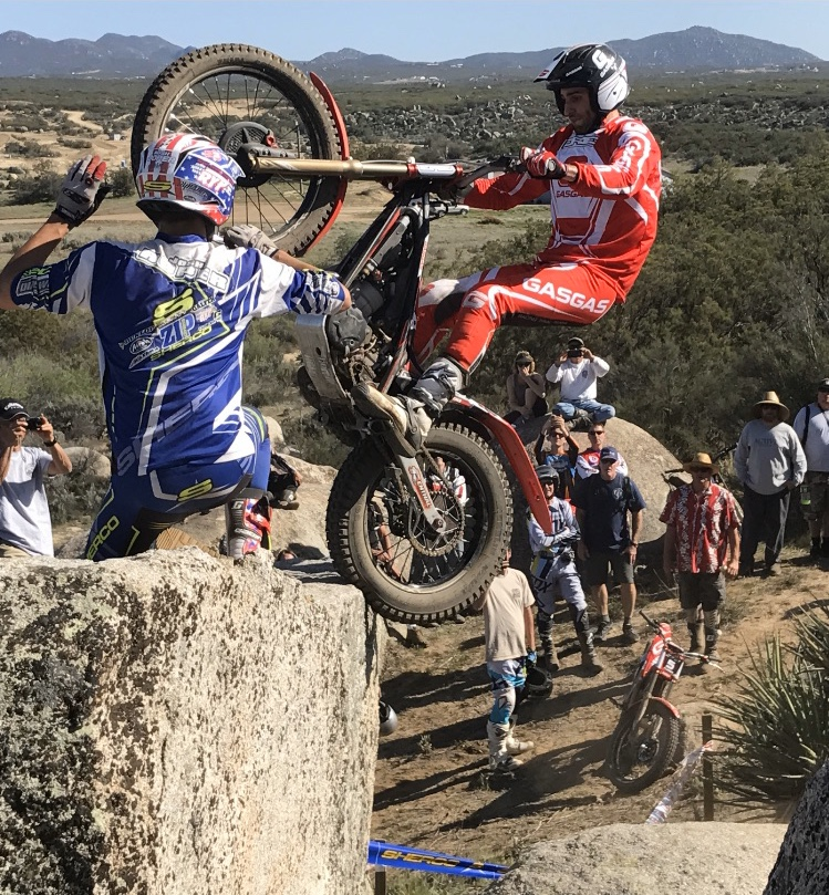 El Trial de Espana MotoVentures 2018